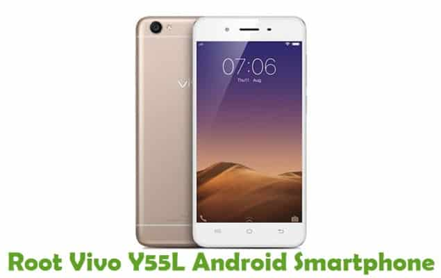 How To Root Vivo Y55L Android Smartphone