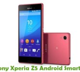 How To Root Sony Xperia Z5 Android Smartphone