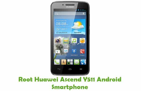 How To Root Huawei Ascend Y511 Android Smartphone