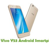 How To Root Vivo Y53 Android Smartphone