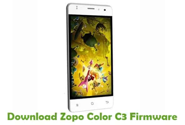 How To Root Zopo Color C3 Android Smartphone