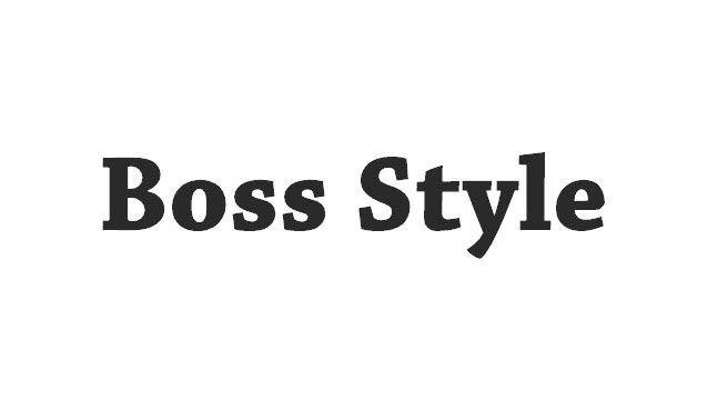 Download Boss Style Stock ROM Firmware