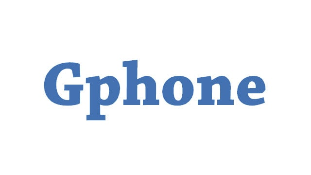 Download Gphone Stock ROM Firmware