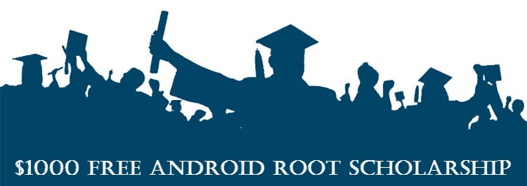 Root My Device Scholarship