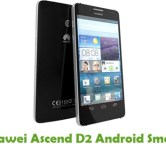 How To Root Huawei Ascend D2 Android Smartphone