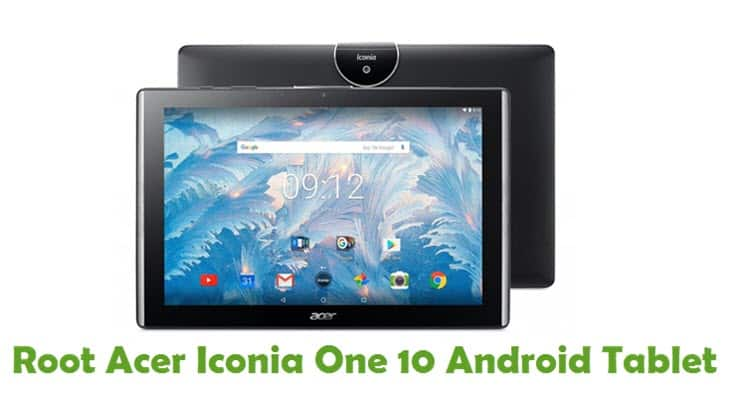 Acer I110 Android MTP Driver for PC