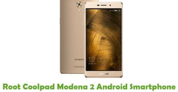 Root Coolpad Modena 2