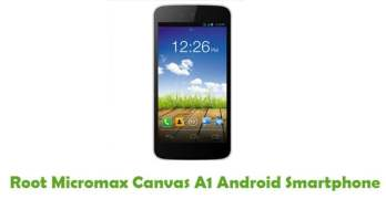 Root Micromax Canvas