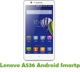 How To Root Lenovo A536 Android Smartphone