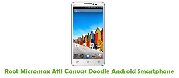 Root Micromax A111 Canvas Doodle
