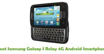 Root Samsung Galaxy S Relay 4G
