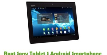 Root Sony Tablet S