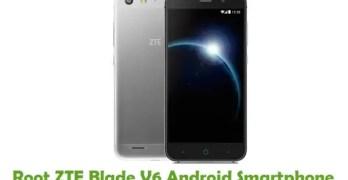 Root ZTE Blade V6