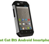 How To Root Cat B15 Android Smartphone
