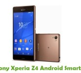 How To Root Sony Xperia Z4 Android Smartphone