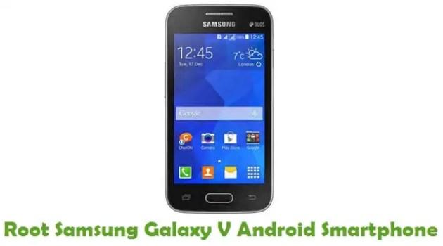 Root Samsung Galaxy V