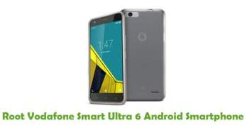 Root Vodafone Smart Ultra 6