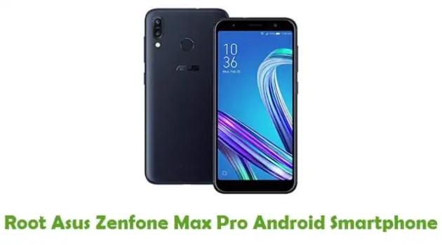 Root Asus Zenfone Max Pro