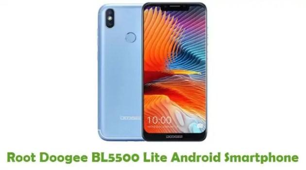 Root Doogee BL5500 Lite