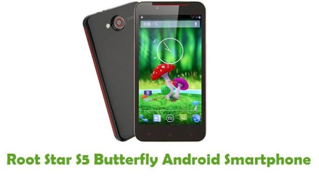 Root Star S5 Butterfly