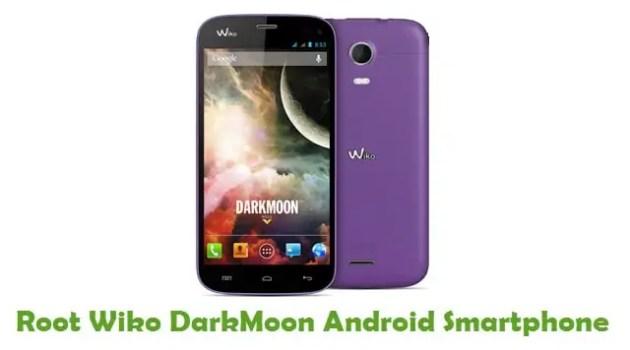 Root Wiko DarkMoon