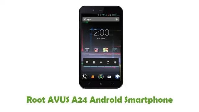 Root AVUS A24