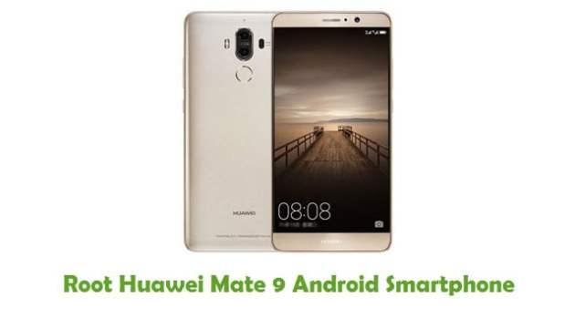 Root Huawei Mate 9