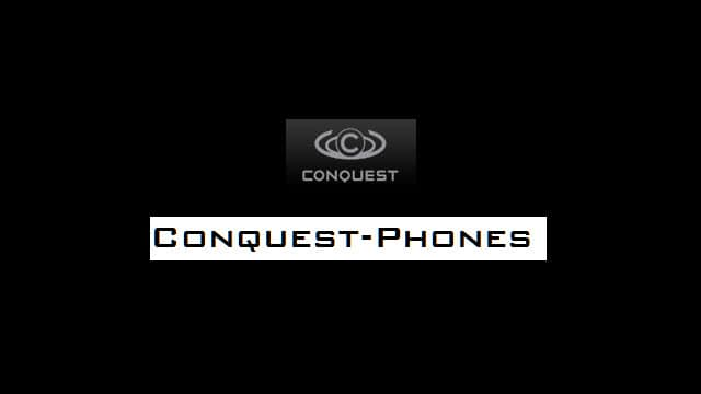 Download Conquest Stock ROM Firmware