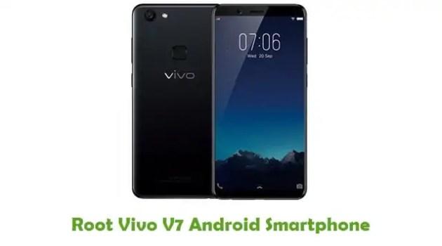 Root Vivo V7