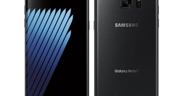 Galaxy Note 7 Display