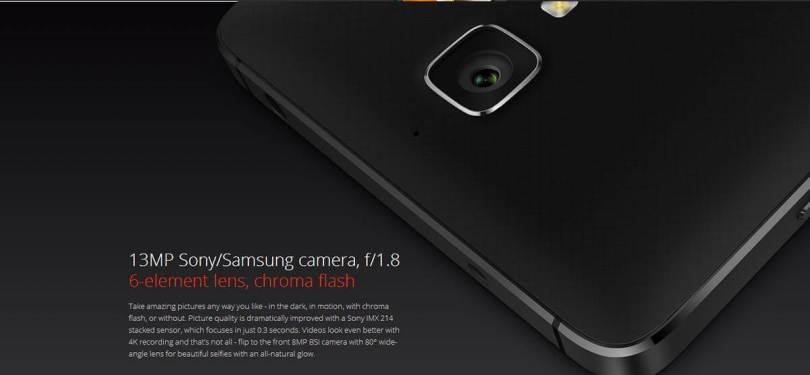 Xiaomi Mi4 Camera