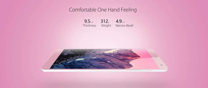 Onda V80 SE Tablet PC Design