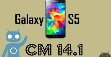 Install Official CM 14.1 on Samsung Galaxy S5