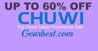 Top Chuwi Tablet Promotional Sale