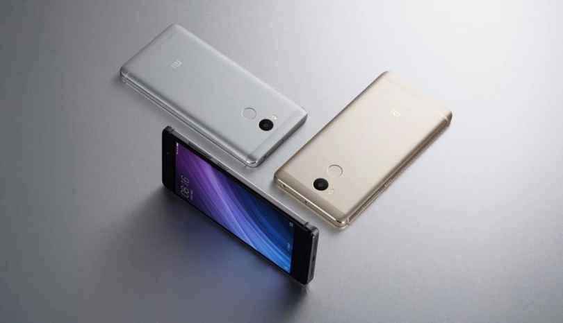 Xiaomi Redmi 4 4G Smartphone Display
