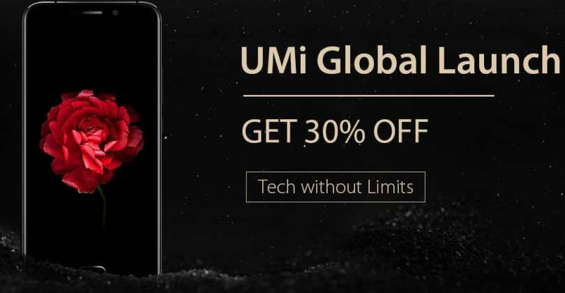 Umi Brand Global Launch Promotional Sale