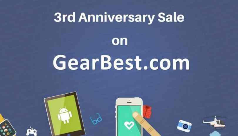 3rd Anniversary Sale