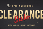 Gearbest EPIC Warehouse Clearance Sale