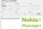 Download Nokia X Manager v2.0.0.1
