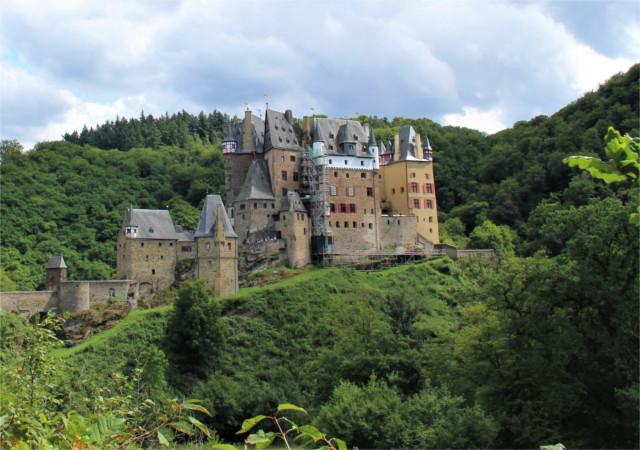 Eltz Castle - not far from Koblenz.