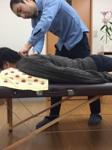 仙台の筋膜に施術を行う整体の内観2つめ