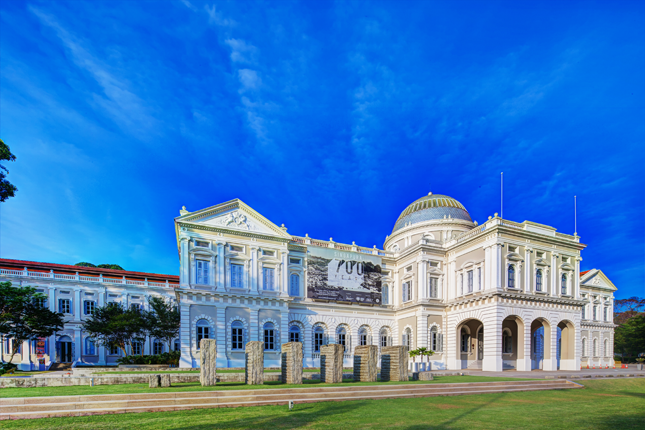 National Museum of Singapore on National Museum Of Singapore  id=29332