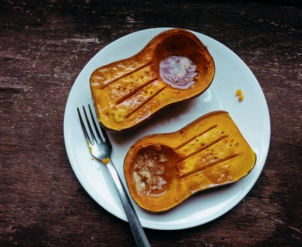 3 Ingredient Butternut Squash
