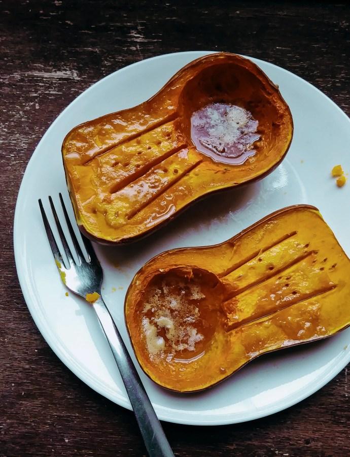 3 Ingredient Butternut Squash
