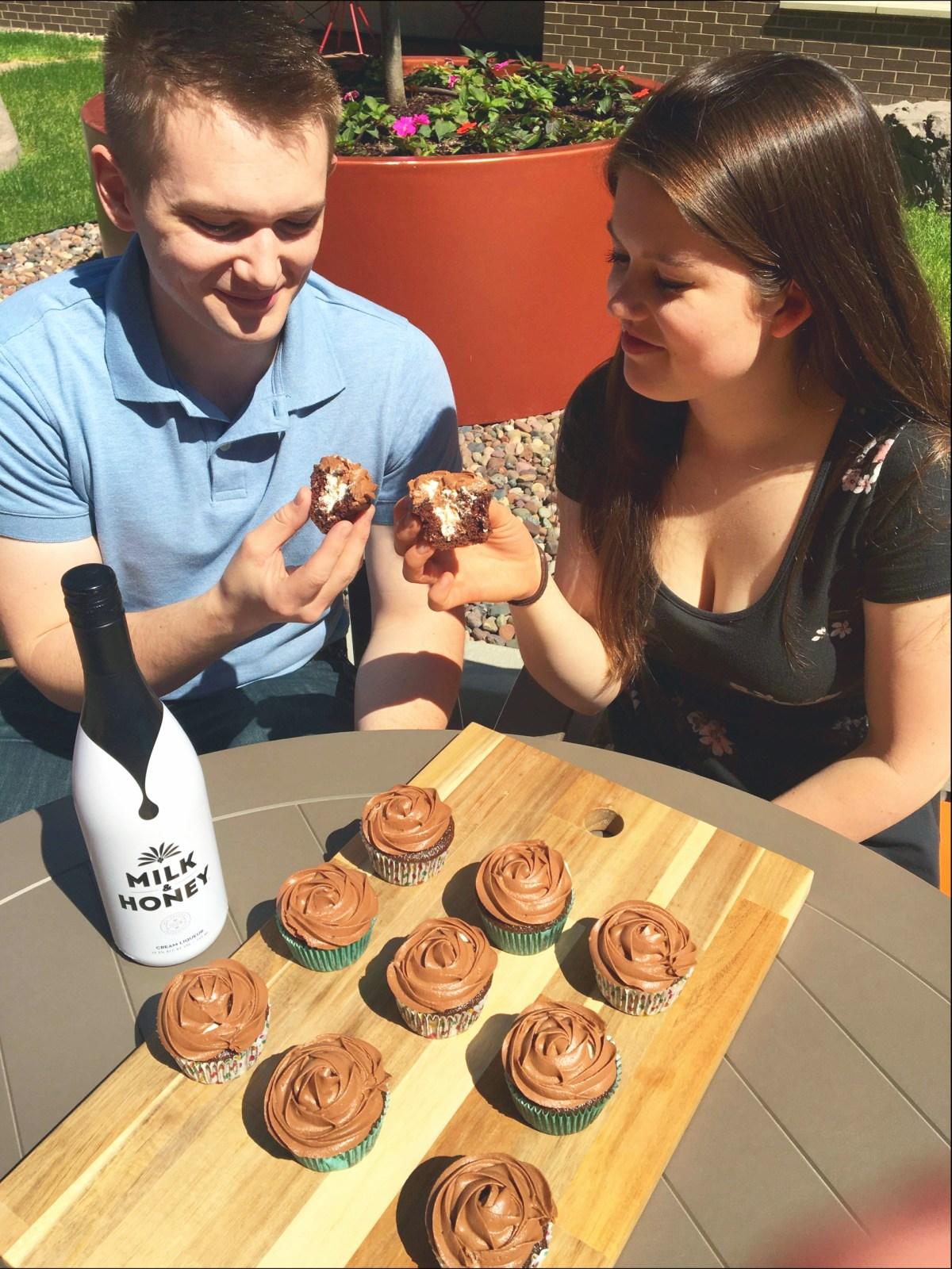 Milk and Honey™ Chocolate Cupcakes