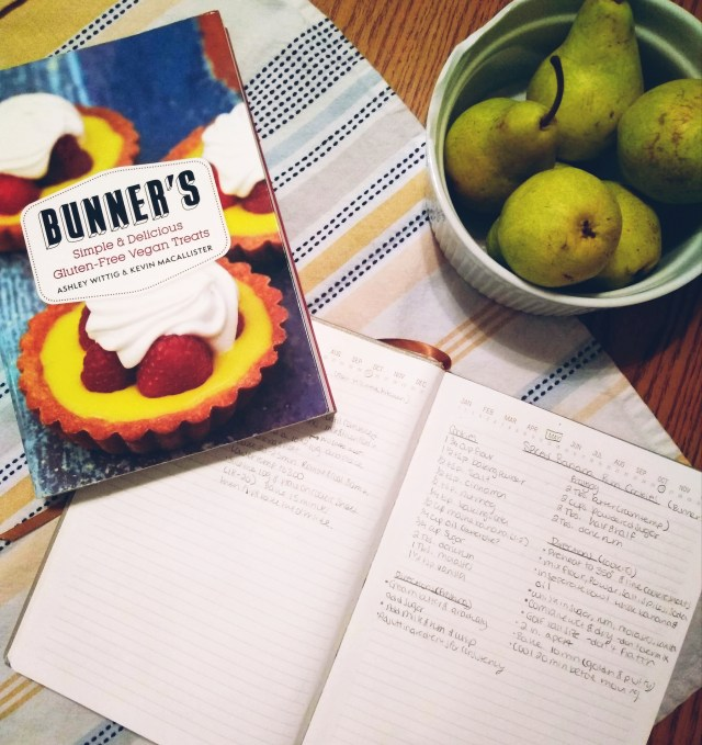Bunner's cookbook