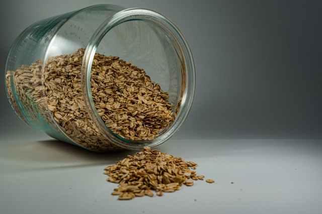 nut-free vegan baked oatmeal