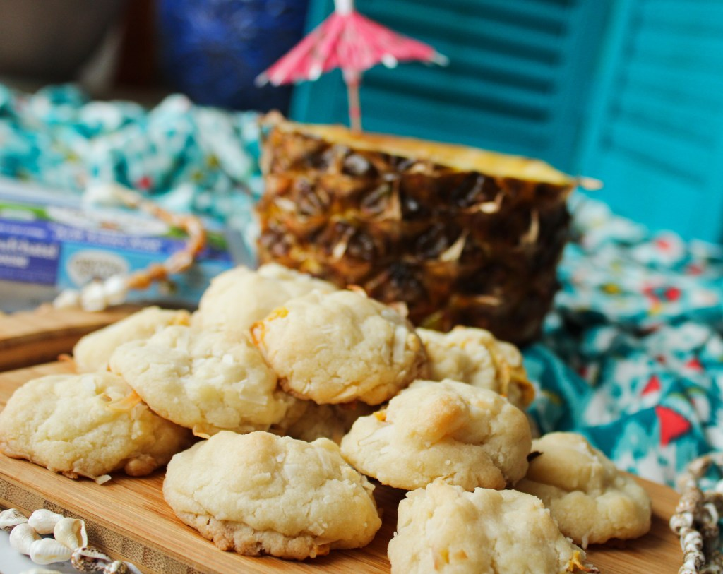 Piña Colada Cookies