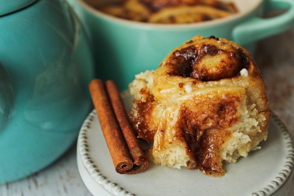 Gooey Cinnamon Raisin Rolls