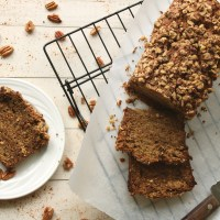 Vegan Banana Nut Bread